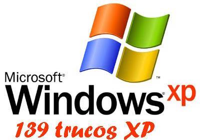 139 Trucos Para Windows XP