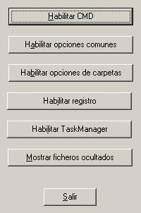 Arreglar El Registro De Windows