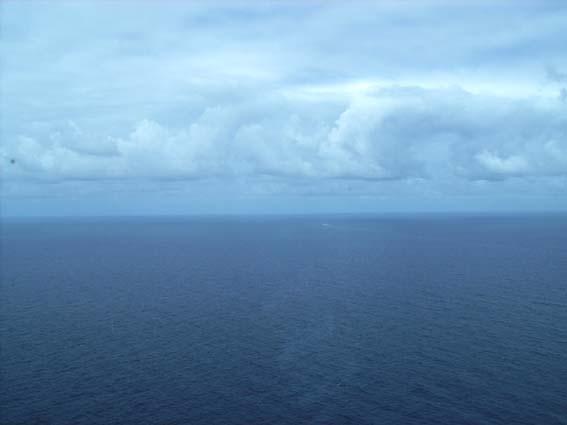¿Por qué morimos si tomamos agua de mar?