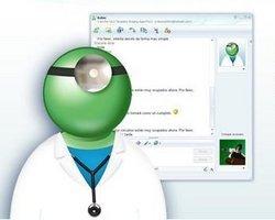 Robin, Robot Para MSN